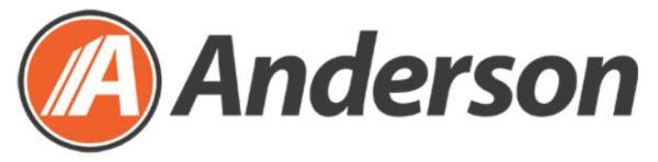 AA Anderson logo