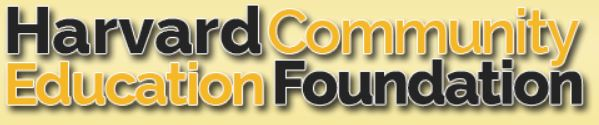 Harvard Comm Educ Foundation logo