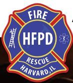 Harvard Fire Prot logo