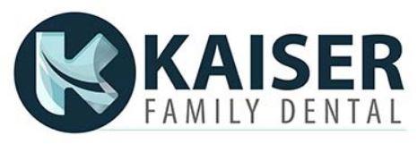 Kaiser Family Dentist logo