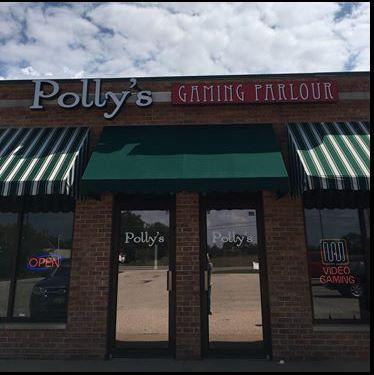 Pollys Gaming logo