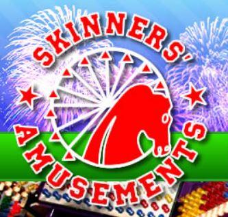 Skinners Amusement logo