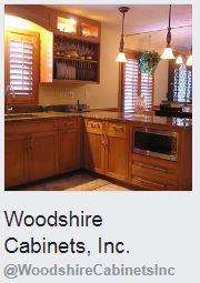 Woodshire Cabinets logo