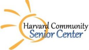 Harvard Senior Center logo