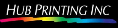 Hub Printing logo