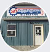 Joe's Small Engine logo