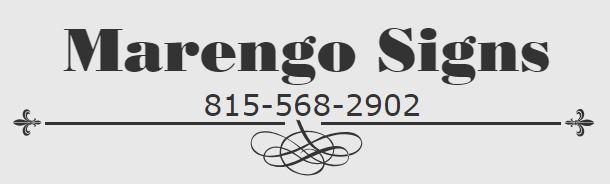 Marengo Signs logo