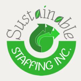 Sustainable Staffing logo