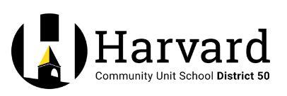 Harvard CUSD50 logo