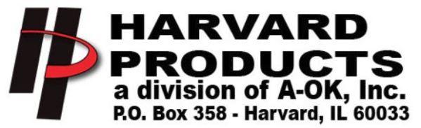 Harvard Products logo
