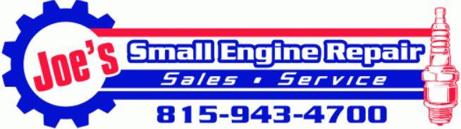 Joes Small Engine Repair logo